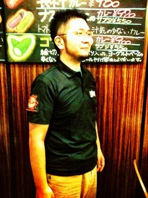 オリジナルポロシャツ:見本