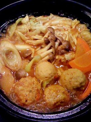 ドゥニヤ的カレー鍋